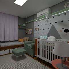 Kamar bayi by Carolina Mendes Arquitetura