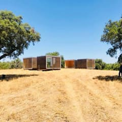 منزل جاهز للتركيب تنفيذ Black Oak Company group ( Ooty. )( Timberman )( Growing ), حداثي
