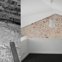 Transformación de una tenada: Estudios y despachos de estilo  de MG arquitectos