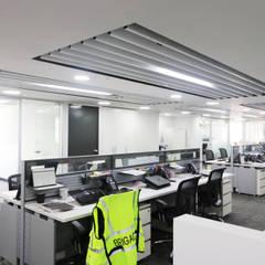 Ruang Kerja oleh GA Experimental, Modern