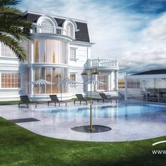 Projekty,  Willa zaprojektowane przez ARCHMY Mimarlık