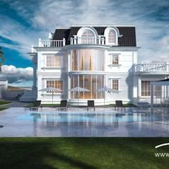 Villa by ARCHMY Mimarlık