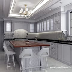 Cocinas de estilo  por ARCHMY Mimarlık