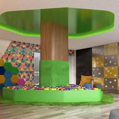 : Espacios comerciales de estilo  por K'ANKA, Moderno