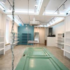 Dressing room by 8sky design,