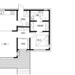 منزل خشبي تنفيذ 8sky design