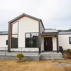 منزل ريفي تنفيذ 8sky design