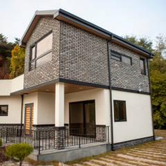Kleine huizen door 8sky design