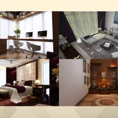 Hogar de estilo  de Kurk Interiors