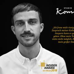 INsider Award 2018:  Häuser von Studio Komo