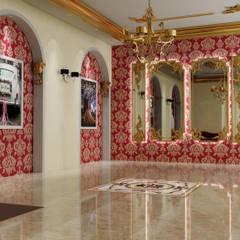 Oficinas y Tiendas de estilo  por Stamina Yapı Mim.Müh.Dek.İnş.Nak.San.Tic.Ltd.Şti.