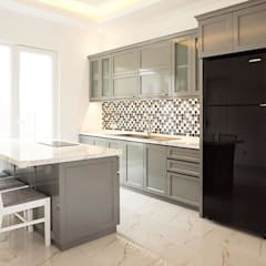 Kitchen units by ARF interior,