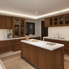 Kitchen units by ARF interior
