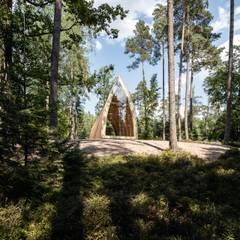 Lugares para eventos de estilo  por sebastian kolm architekturfotografie