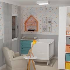Baby room by Studio G - Arquitetura e Design
