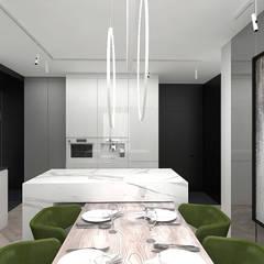 projekt kuchni: styl , w kategorii Kuchnia zaprojektowany przez ARTDESIGN architektura wnętrz