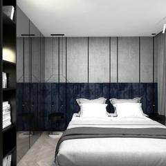 Bedroom by ARTDESIGN architektura wnętrz,