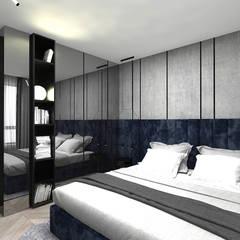Bedroom by ARTDESIGN architektura wnętrz