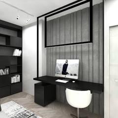 domowe biuro: styl , w kategorii Domowe biuro i gabinet zaprojektowany przez ARTDESIGN architektura wnętrz
