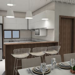 Kitchen units by Studio G - Arquitetura e Design