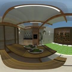Projeto de Ampliação Residencial: Chalés e casas de madeira  por Studio G - Arquitetura e Design