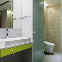industrial Bedroom by 直方設計有限公司