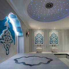 Hoteles de estilo  por DESTONE YAPI MALZEMELERİ SAN. TİC. LTD. ŞTİ.