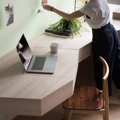 مكتب عمل أو دراسة تنفيذ 邑田空間設計