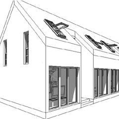 บ้านสำหรับครอบครัว by RVARQ E.I.R.L.
