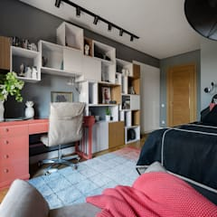 Teen bedroom by ATM interior