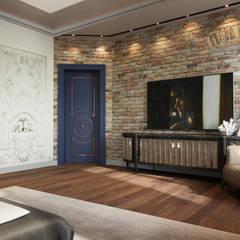Dormitorios de estilo  por ATM interior
