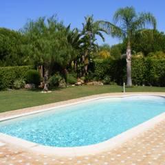 mediterranean Pool by Marpic