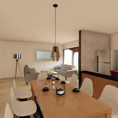 Dining room by GóMEZ arquitectos