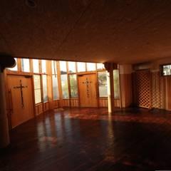 光の教会 セカンドシーズン: 株式会社高野設計工房が手掛けたサンルームです。