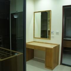 ห้องนอนขนาดเล็ก by houseda