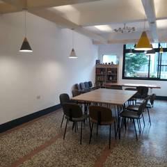 غرفة السفرة تنفيذ 奕禾軒 空間規劃 /工程設計