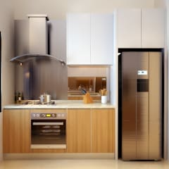 Kitchen units by Ectic