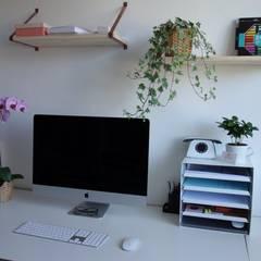 Bureau sur mesure: Bureau de style  par CS Déco Design
