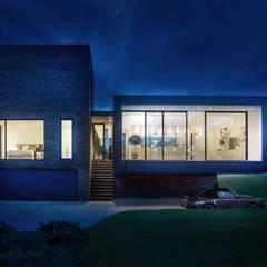 Black House:  Windows  by AR Design Studio