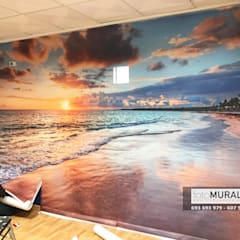 Commercial Spaces by Fotomurales Granada