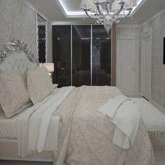 VOGUE MİMARLIK ATÖLYESİ – Nihat bey dairesi:  tarz Yatak Odası