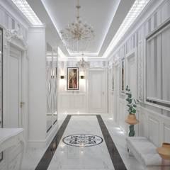 Corridor, hallway by VOGUE MİMARLIK TASARIM UYGULAMA