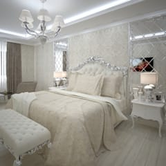 Bedroom by VOGUE MİMARLIK TASARIM UYGULAMA