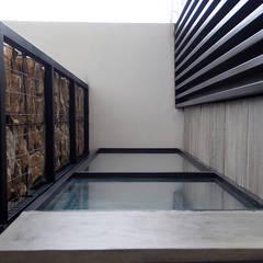 إضاءات طبيعية من سقف  تنفيذ Apaloosa Estudio de Arquitectura y Diseño