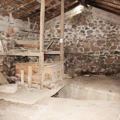 جدران تنفيذ Restorizm Mimarlık Restorasyon Proje Taah. Ltd. Şti