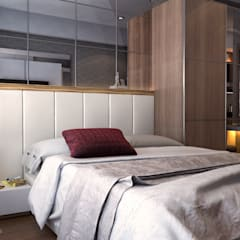 Small bedroom by Ectic