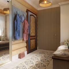 Corridor, hallway by Частный дизайнер и декоратор Девятайкина Софья