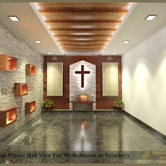 Prayer hall:  Conservatory by Design port