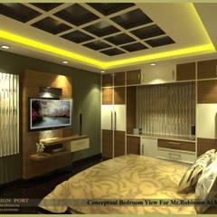 Phòng ngủ nhỏ by Design port