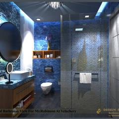 Bedroom 2 Bathroom:  Bathroom by Design port